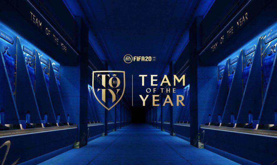 FIFA 20 TOTY, l'annuncio il 6 gennaio alle 19.00