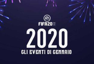 FIFA 20, il calendario degli eventi di gennaio