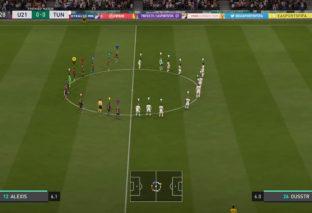 FIFA 20, un minuto di silenzio per un player