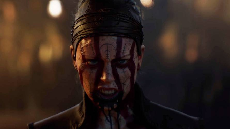 Hellblade 2 real time