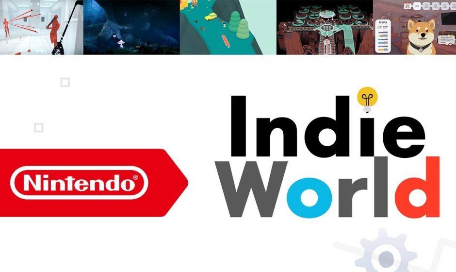 Nintendo: La lista dei giochi Indie del 2020