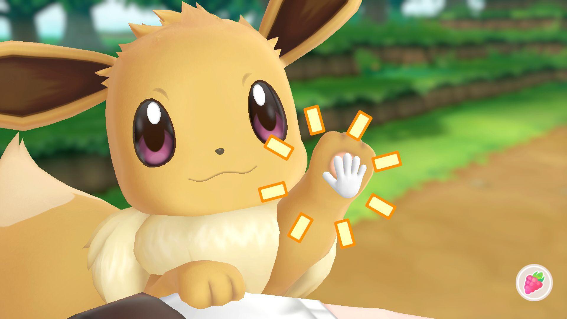 pokemon spada scudo eevee