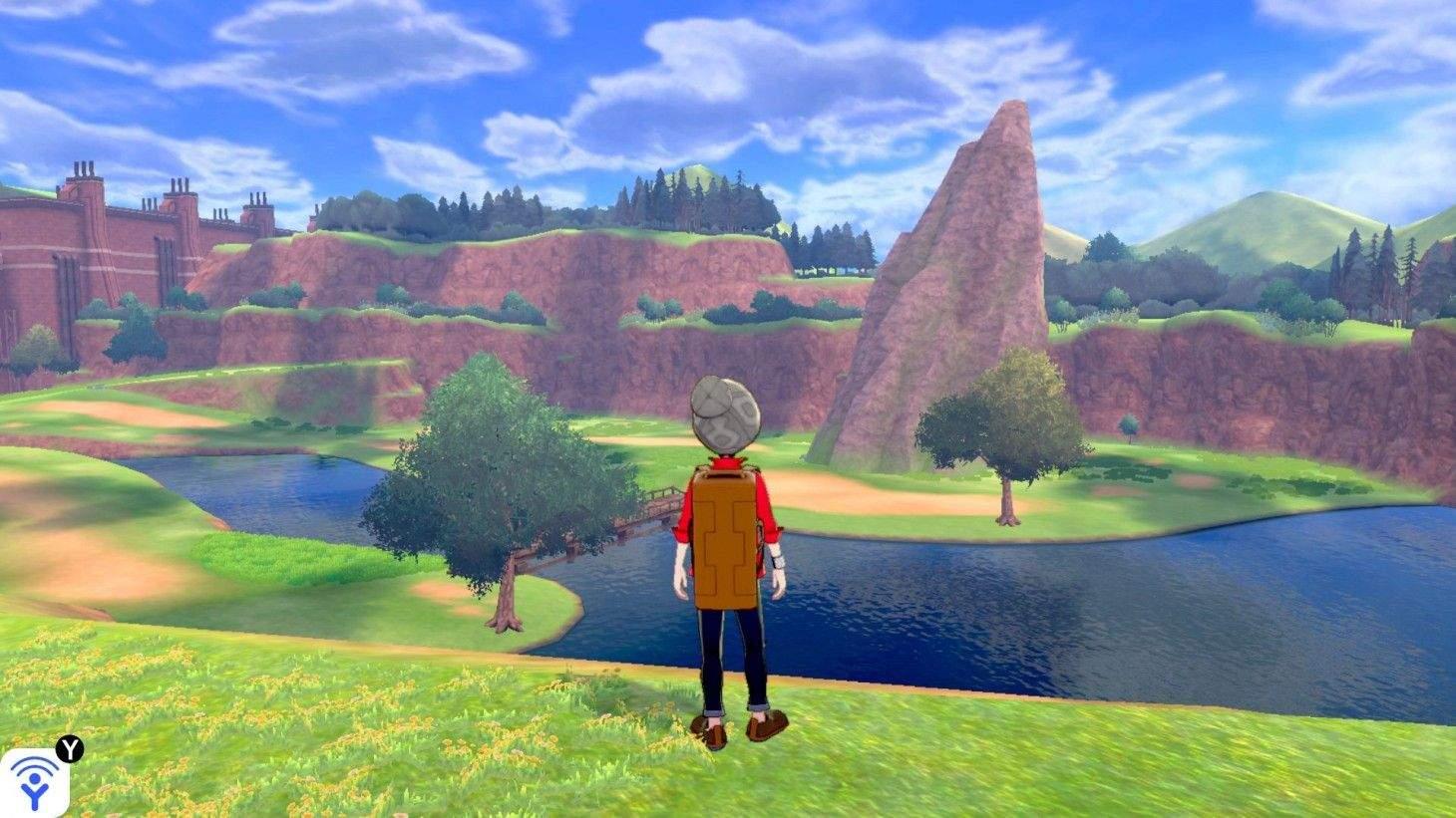 pokemon spada scudo terre selvagge