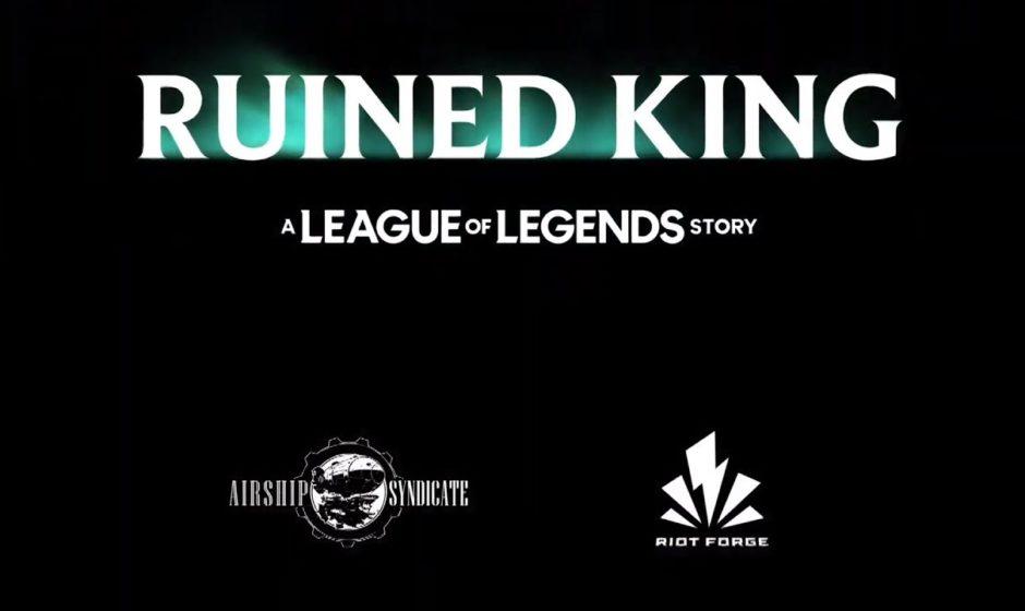 Ruined King, il nuovo titolo sull'universo di League of Legends