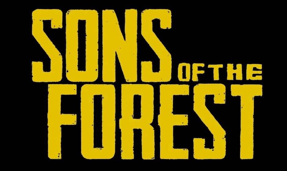 Sons of the Forest annunciato ai TGA