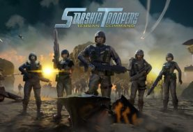 Starship Troopers - Terran Command: Annunciato per PC