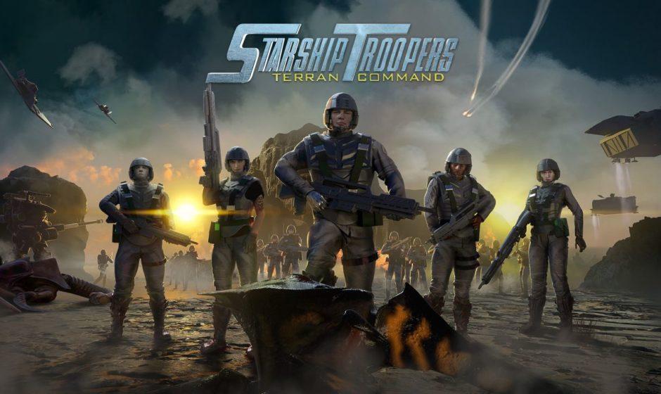Starship Troopers - Terran Command: Annunciato per PC