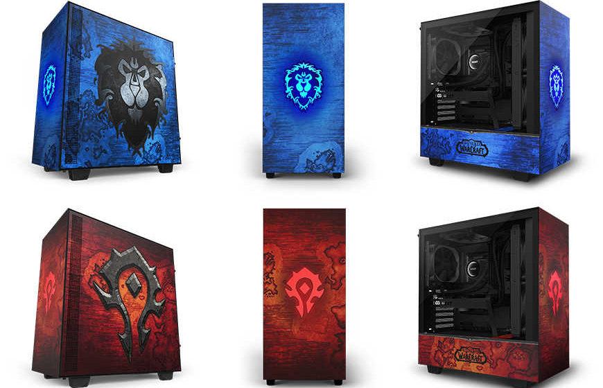 NZXT presenta il case H510 World of Warcraft ed.
