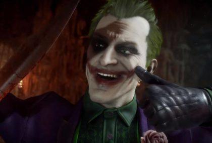 Mortal Kombat 11 - Arriva il Joker!