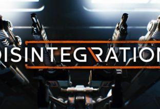 Disintegration - Provata la Beta Tecnica