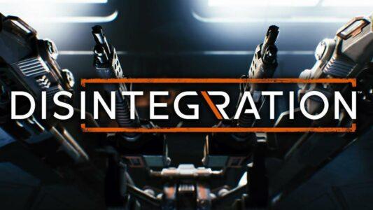 Disintegration – Provata la Beta Tecnica