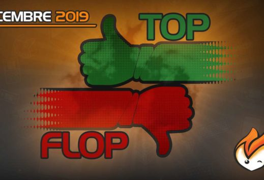 Gamesource Awards: Top & Flop di dicembre 2019