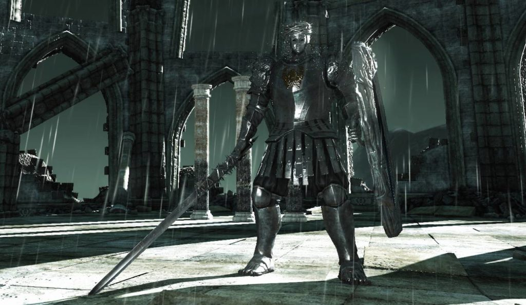 Dark Souls cavaliere dello specchio