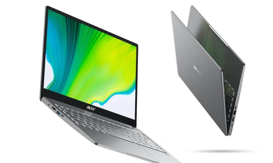 CES 2020: Acer amplia la gamma di notebook Swift