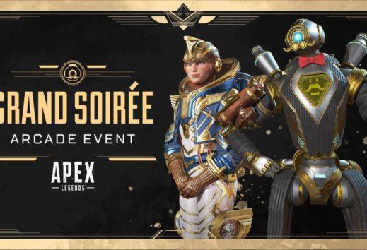 Apex Legends: Arriva il Grand Soirée Arcade Event