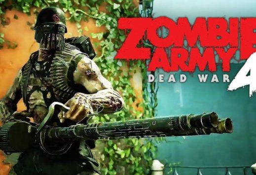 Zombie Army 4: Dead War, ecco il nuovo trailer