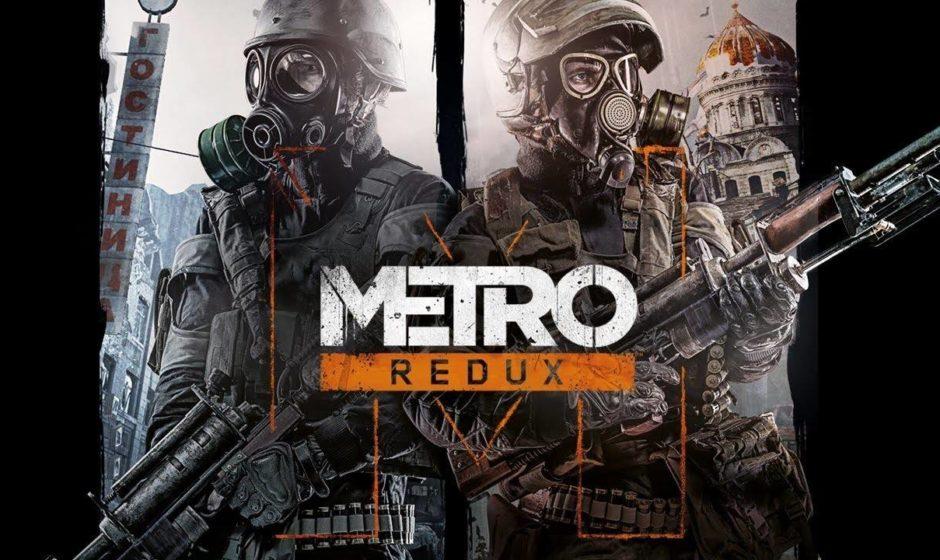 Metro Redux: A Febbraio anche su Nintendo Switch