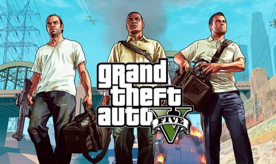 GTA V: Disponibile per console su Xbox Game Pass