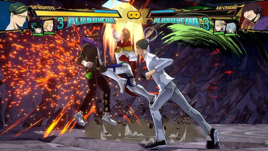 Bandai Namco 2020 my hero one justice 2