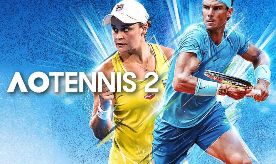 AO Tennis 2 - Lista Trofei