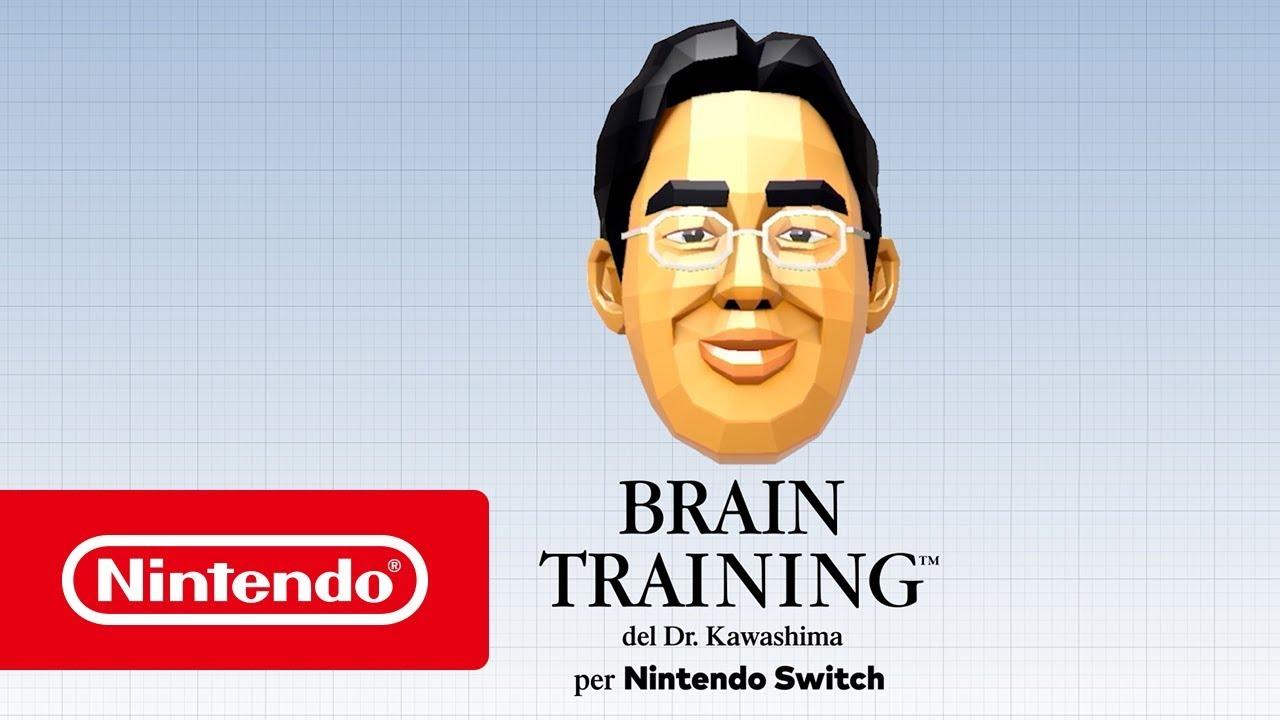 Brain Training del Dr. Kawashima per Nintendo Switch – Recensione