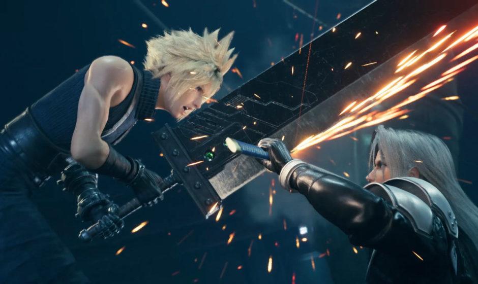 Final Fantasy VII Remake: nuovo trailer con tema musicale