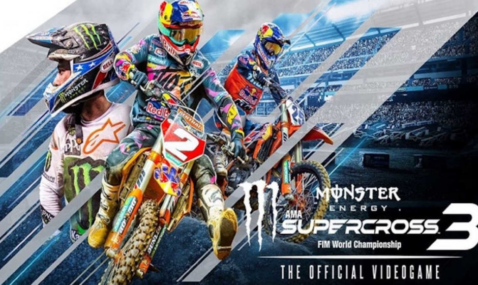 Monster Energy Supercross – The Official Videogame 3 - Recensione