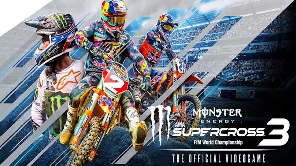 Monster Energy Supercross – The Official Videogame 3 – Recensione