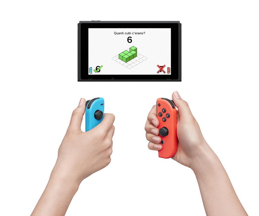 Brain Training del Dr. Kawashima per Nintendo Switch