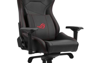 ASUS annuncia la sedia da gaming ROG Chariot Core