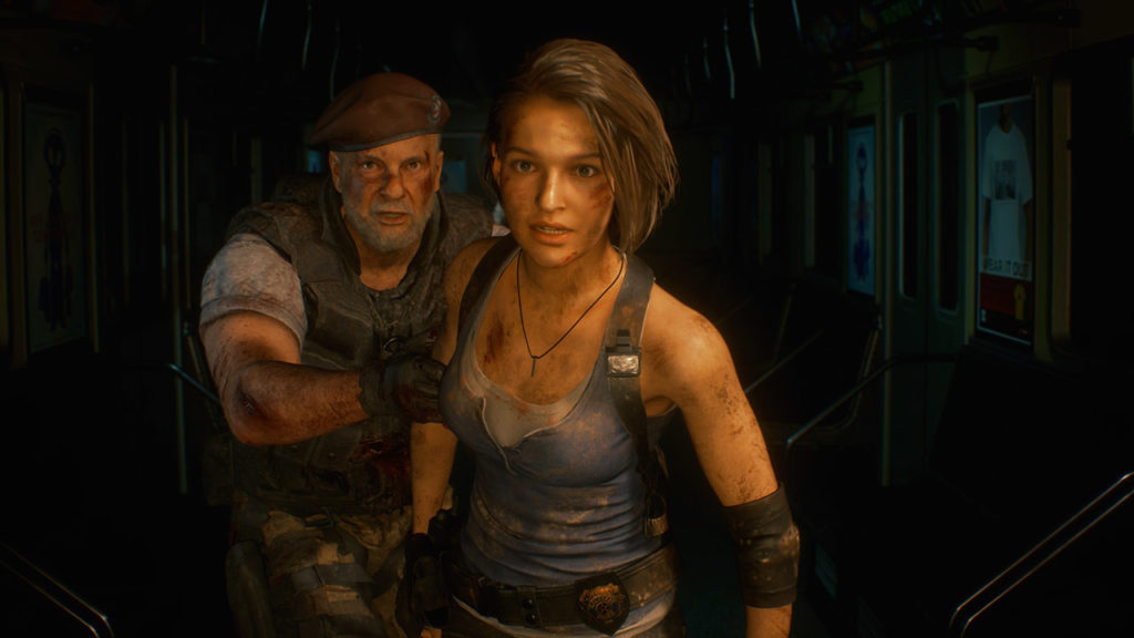 Resident Evil 3 Remake Nuovo Trailer Nemesis