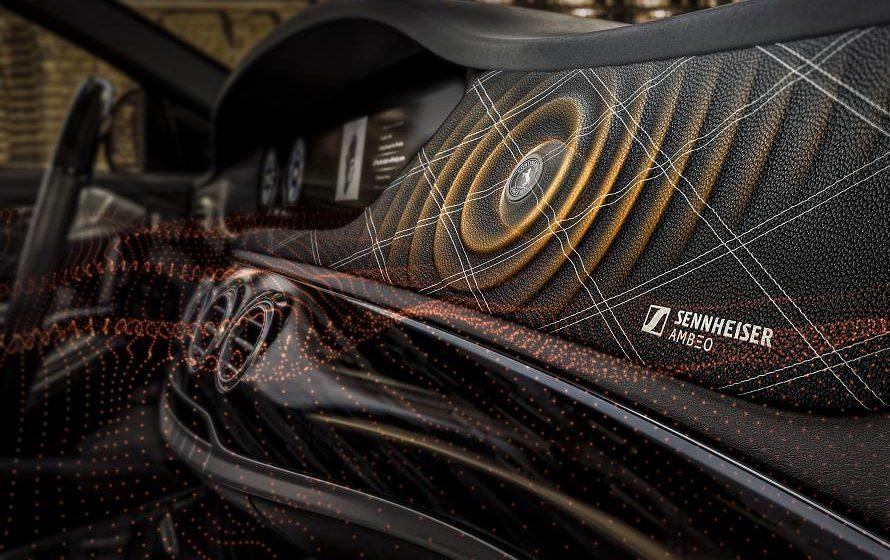 CES 2020: audio nei veicoli totalmente rinnovato