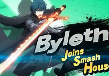Super Smash Bros. Ultimate: arriva Byleth