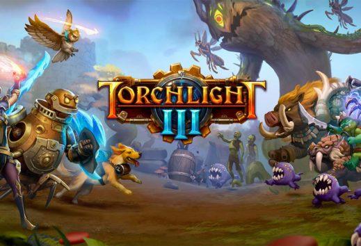 Torchlight 3 arriva in accesso anticipato su Steam