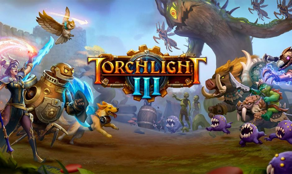 Torchlight 3 arriva in accesso anticipato su Steam