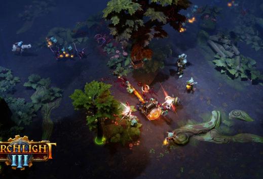 Torchlight III permette la costruzione di fortezze