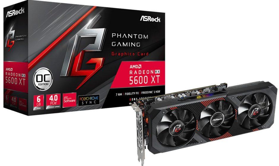 ASRock annuncia modelli custom della RX 5600 XT