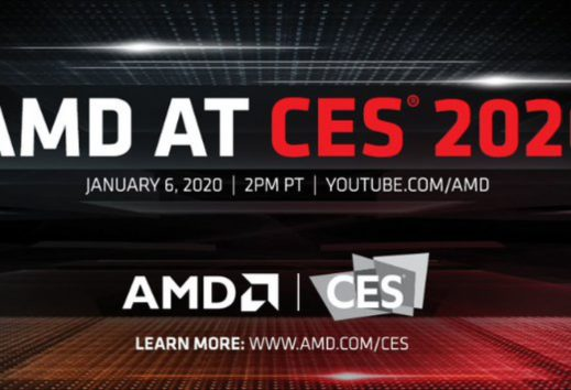 CES 2020: AMD annuncia processori laptop