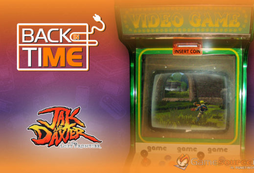 Back in Time - Jak and Daxter: The Lost Frontier