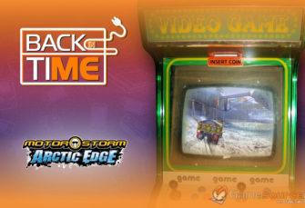 Back in Time - Motorstorm: Arctic Edge