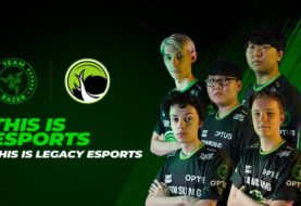 Team RAZER amplia la rosa con Legacy eSprots