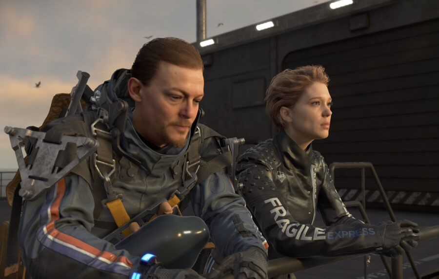 Death Stranding colonna sonora streaming