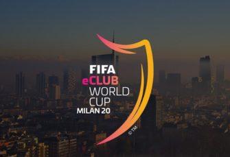 FIFA 20, la eClub World Cup si giocherà a Milano