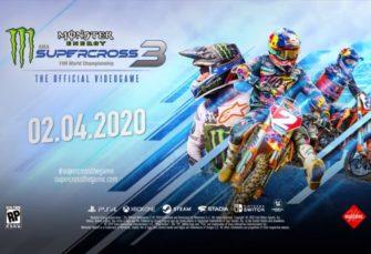 Monster Energy Supercross 3 - Provato