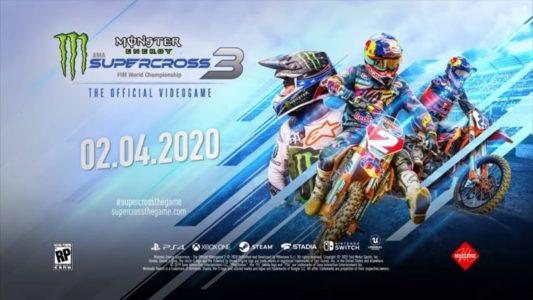 Monster Energy Supercross 3 – Provato