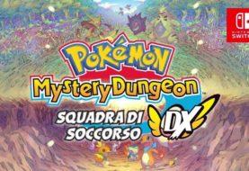Pokémon Mystery Dungeon: Rescue Team DX - Gelatine e Campi squadra