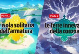 Pokémon Spada e Scudo, svelata la data del primo DLC