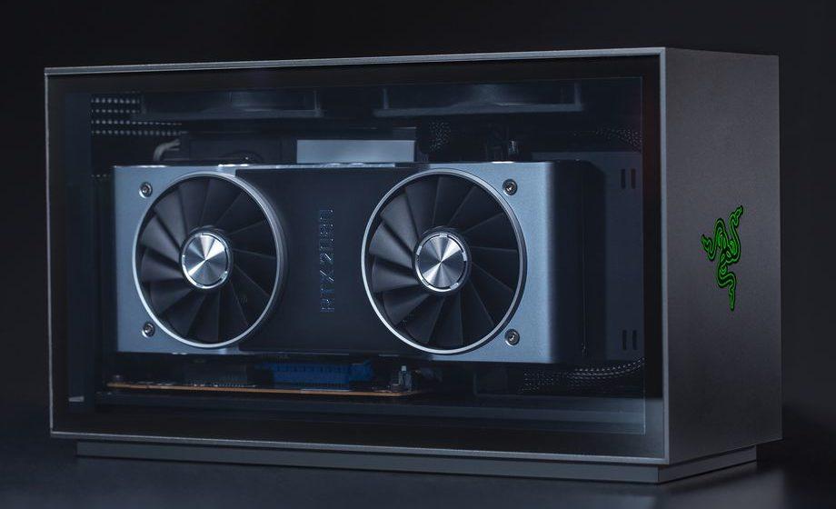 CES 2020: Razer presenta Tomahawk Gaming Desktop
