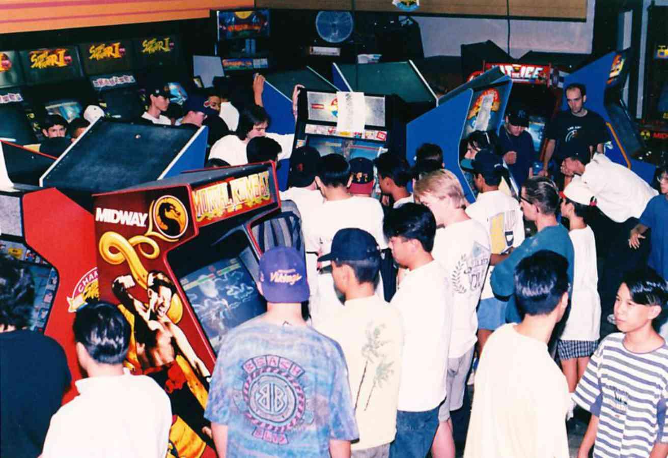 sala giochi