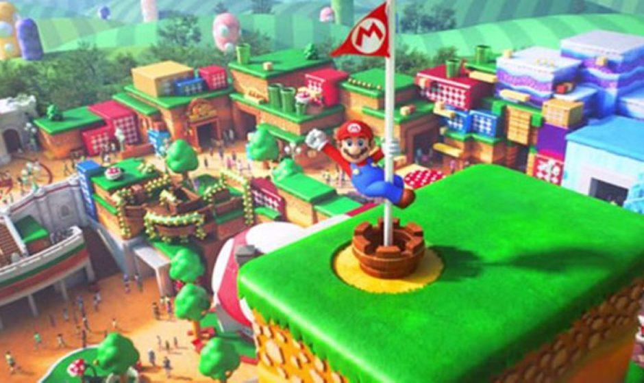 Super Nintendo World: Apertura prevista in estate